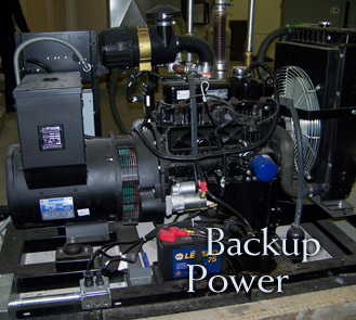 Back-Up Power